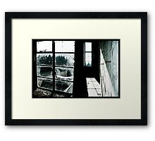 Dual Aspect Framed Print