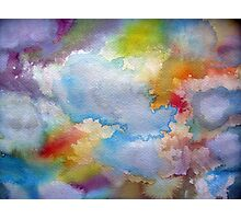 The clouds I see Photographic Print
