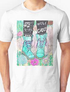 Punk Boots T-Shirt