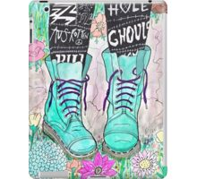 Punk Boots iPad Case/Skin