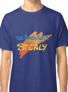 Rick and Morty: The Adventures of Stealy Classic T-Shirt