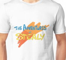 Rick and Morty: The Adventures of Stealy Unisex T-Shirt