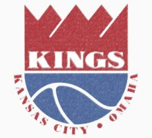 Kansas City Kings Vintage Kids Clothes