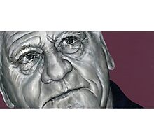 Sir Bobby - Newcastle United Great Photographic Print