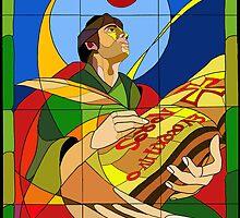 Saint John by Jorge H. Elias