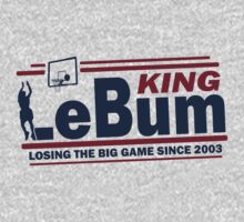 Funny King Lebum James  by MrFunnyShirt
