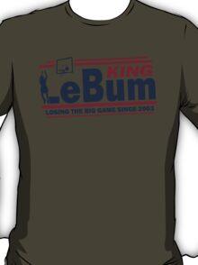 Funny King Lebum James  T-Shirt