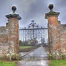 Penshurst Gates by brianfuller75