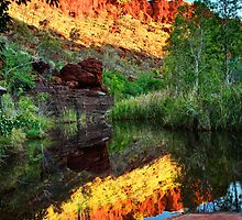 Colours of the outback by Clayton Hairs