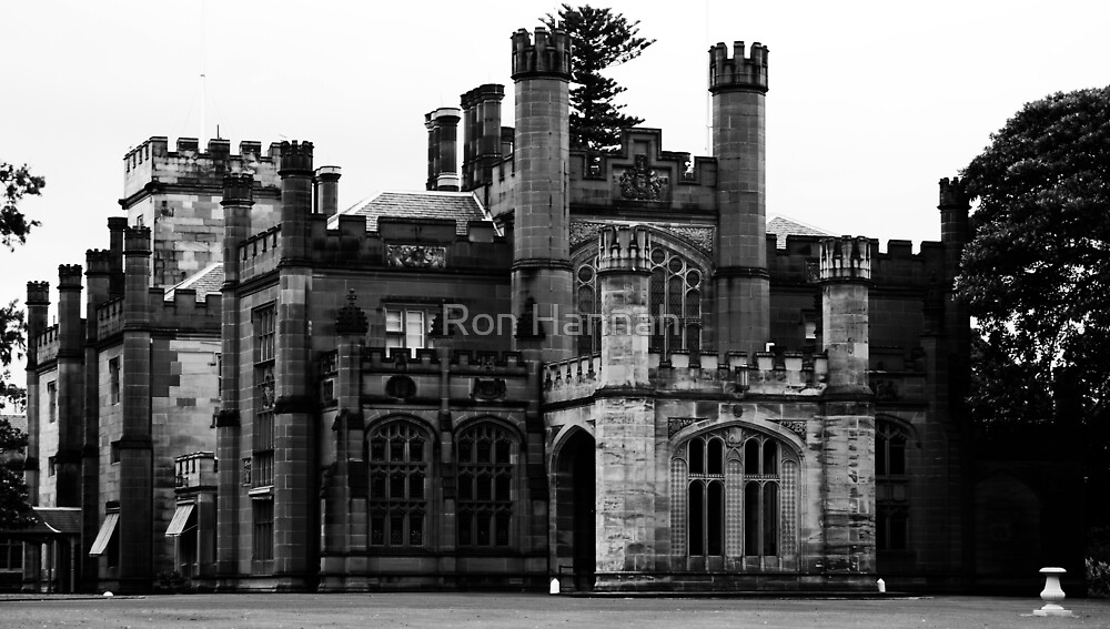 Government House by Ron Hannah