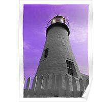 Pemaquid Light House, Maine Poster