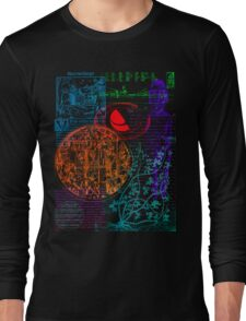 Human Knowledge (volume 1) Long Sleeve T-Shirt