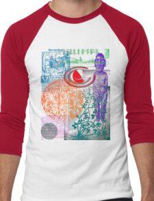 Human Knowledge (volume 1) Men's Baseball ¾ T-Shirt