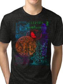 Human Knowledge (volume 1) Tri-blend T-Shirt