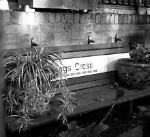 Next Stop Kings Cross by Janie. D