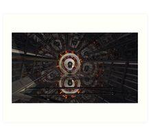 Stargate 5011 Art Print