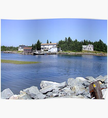Bush Island (2) Poster