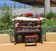 Whimsical Piano by Yajhayra Maria