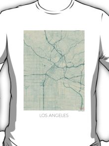 Los Angeles Blue Vintage T-Shirt