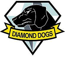 Diamond Dogs Photographic Print