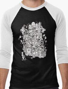 LSD Men's Baseball ¾ T-Shirt