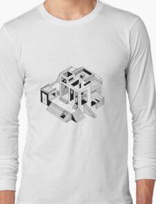 Figure Long Sleeve T-Shirt