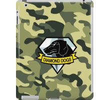 Diamond Dogs iPad Case/Skin