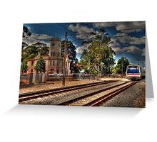Guildford Post Office Crossing! Greeting Card