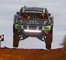 Car 442 - Finke 2011 Day 1 by Centralian Images