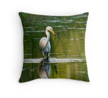 Din Din Throw Pillow
