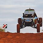 Car 123 - Finke 2011 Day 1 by Centralian Images