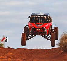 Car 5 - Finke 2011 Day 1 by Centralian Images