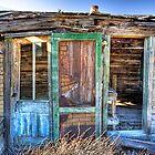 Abandoned in Cisco, Utah by Kim Barton