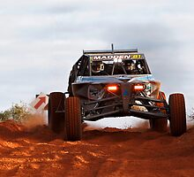 Car 81 - Finke 2011 Day 1 by Centralian Images
