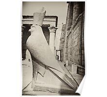 Egypt in Antique BW Poster