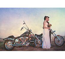 Kristy Pastels Photographic Print