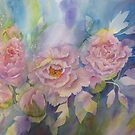 Recollections in Watercolour by bevmorgan