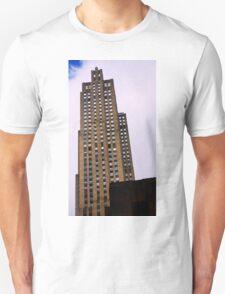 Rockefeller Tower Unisex T-Shirt