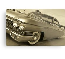 60 Cadillac Metal Print