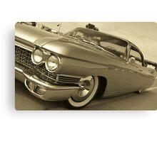 60 Cadillac Canvas Print