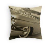 60 Cadillac Throw Pillow