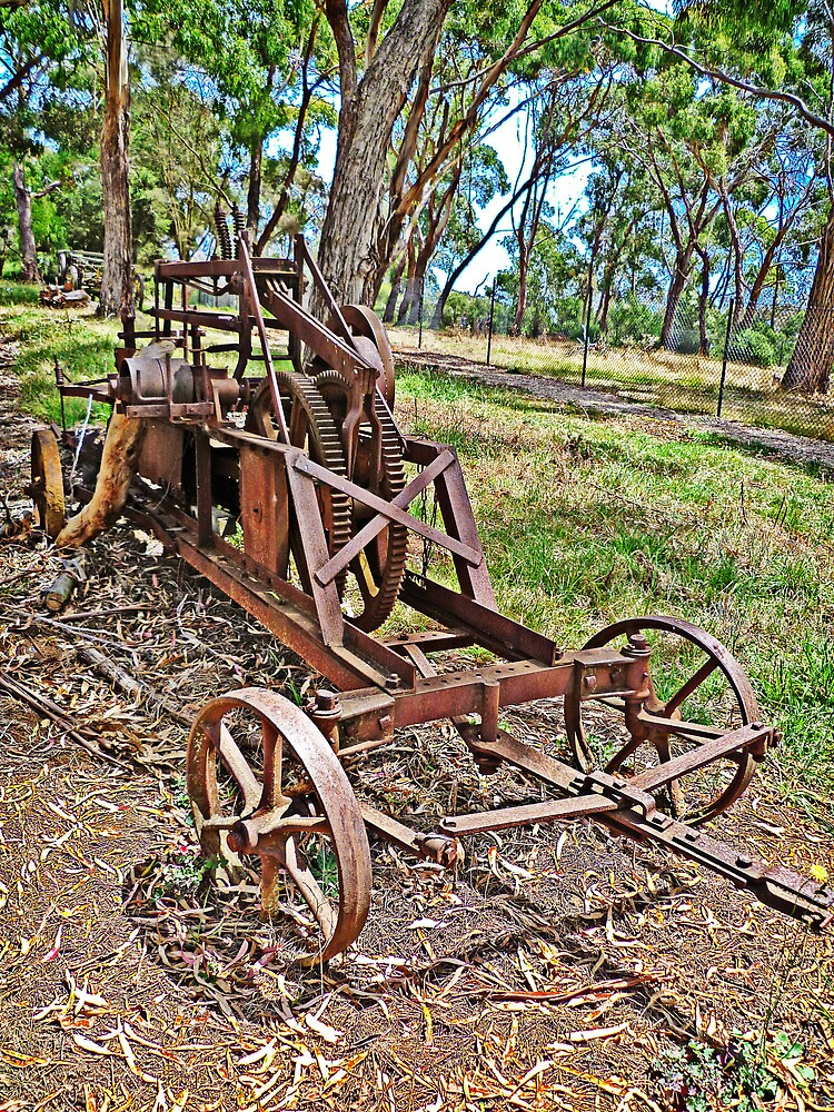 Laid to Rust by TonyCrehan