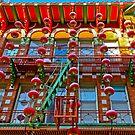 Windows and Lanterns by Richard Earl