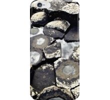 Basalt Formations, Giant's Causeway, Northern Ireland iPhone Case/Skin