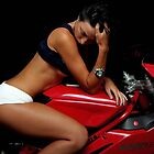 DUCATI DREAM by William Timothy Rylott