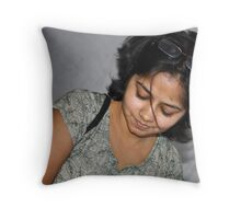 po Throw Pillow