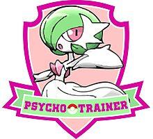 Psycho trainer Photographic Print