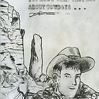 The Book of Slander - Cowboys by tobytoby