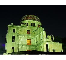 Hiroshima Peace Dome #7 Photographic Print