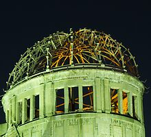 Hiroshima Peace Dome #10 by axemangraphics